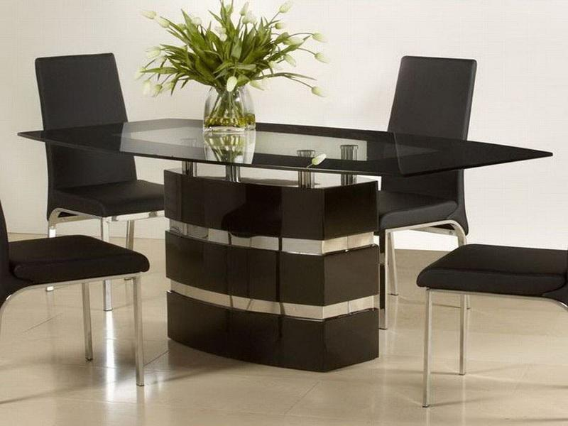 Elegant Modern Small Dining Table Dining Room Modern And Elegant Dining Tables For Small Spaces