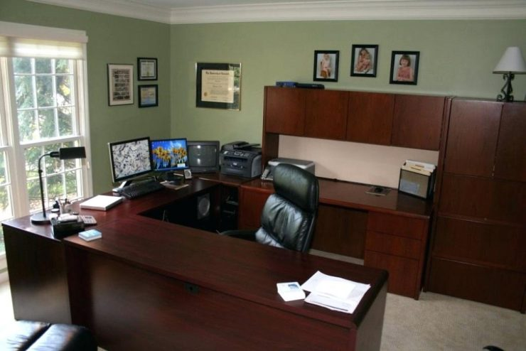Elegant Office Furniture Setup Home Office Furniture Layout Ideas Executive Office Furniture