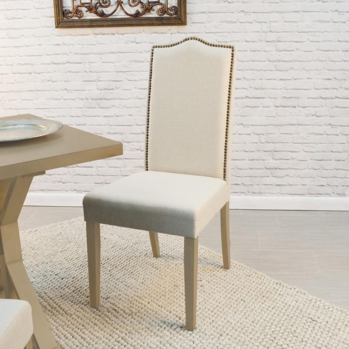 Elegant Parsons Dining Chairs With Arms Dining Room Armchair Dining Chairs Black Metal Dining Chairs
