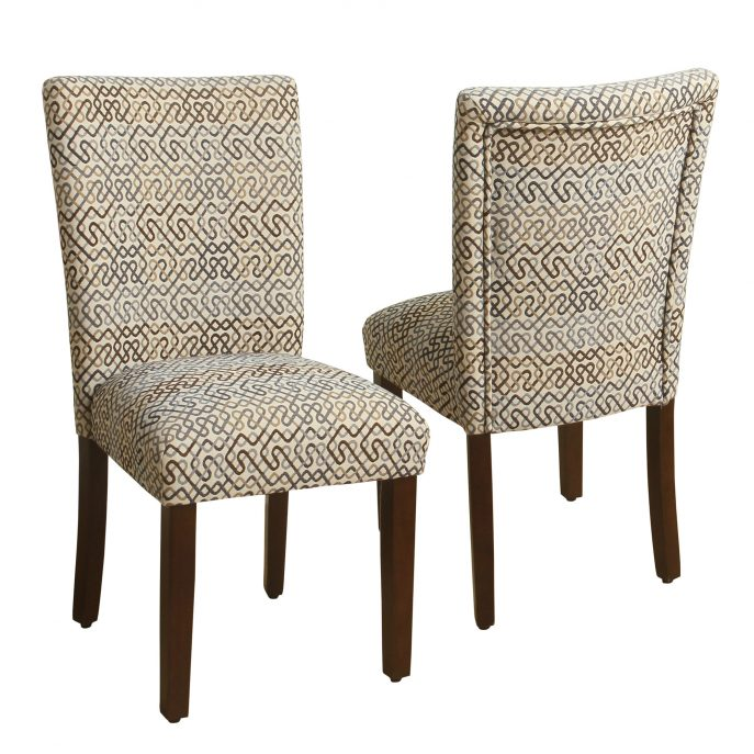 Elegant Parsons Dining Chairs With Arms Dining Room Leather Parsons Chairs Dining Room Dining Room Set