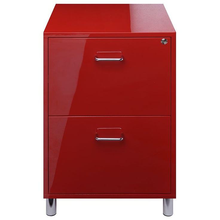 Elegant Red Filing Cabinet Quardecor Fancy File Cabinet Fix Up Bold Bright Beautiful Red