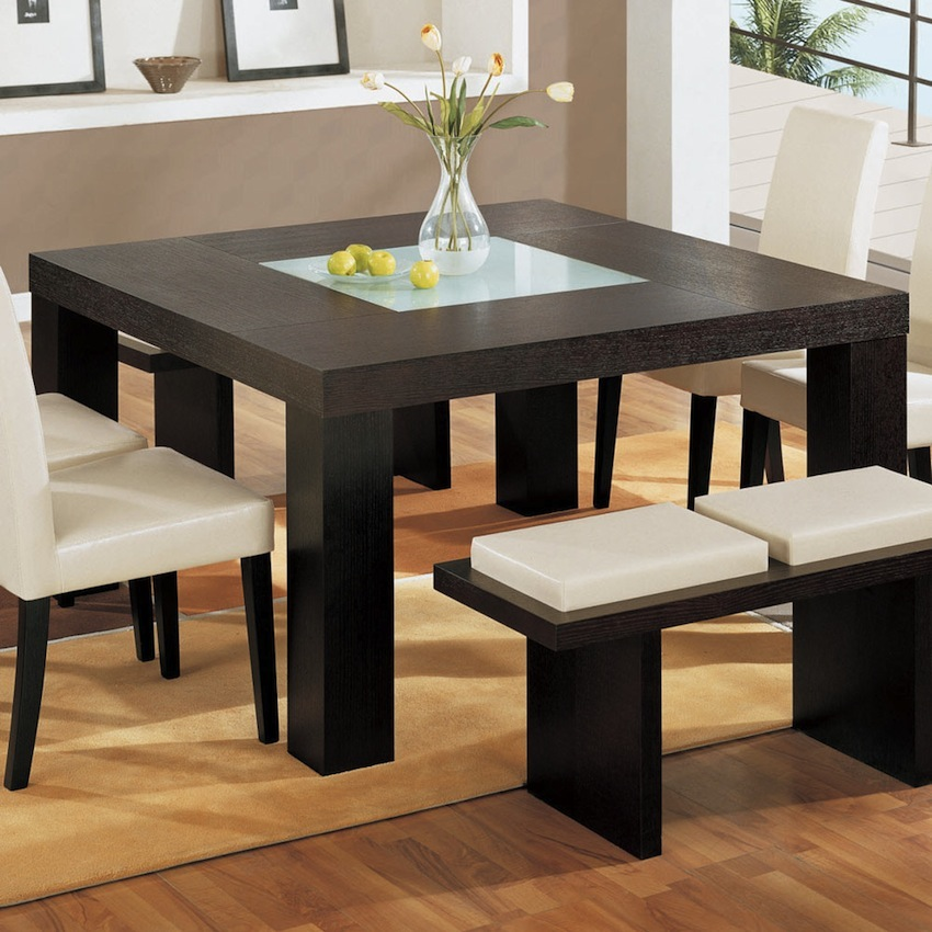 Elegant Square Dining Table 10 Charming Square Dining Table Ideas To Glam Up Your Home Dcor