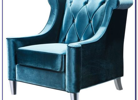 Elegant Teal Velvet Accent Chair Blue Velvet Furniture Vintage Accent Chairs For Royal Blue Accent