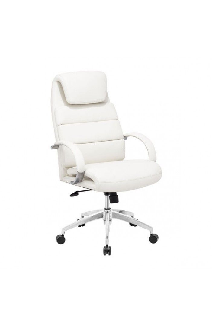Elegant White Office Chair Best 25 White Leather Office Chair Ideas On Pinterest Small