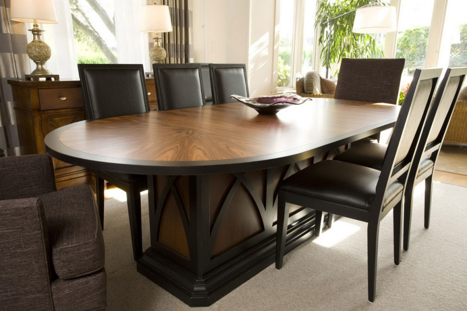 Elegant Wood And Glass Dining Table Designs Dining Table Designs In Wood And Glass Custom Home Design