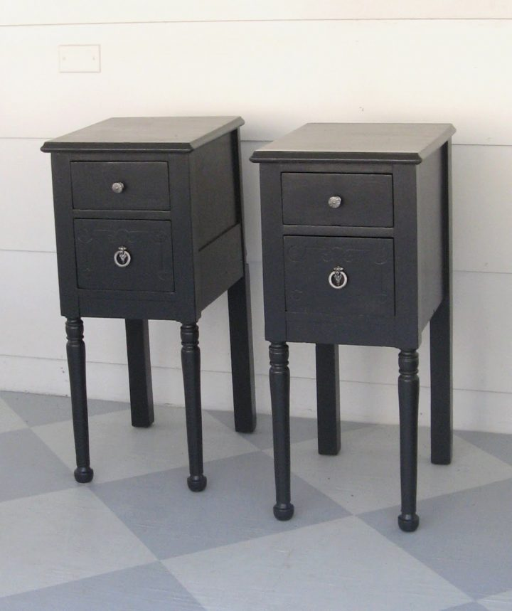 Fabulous 1 Foot Wide Nightstand Nightstand Mesmerizing Furniture Complete Your Bedroom With