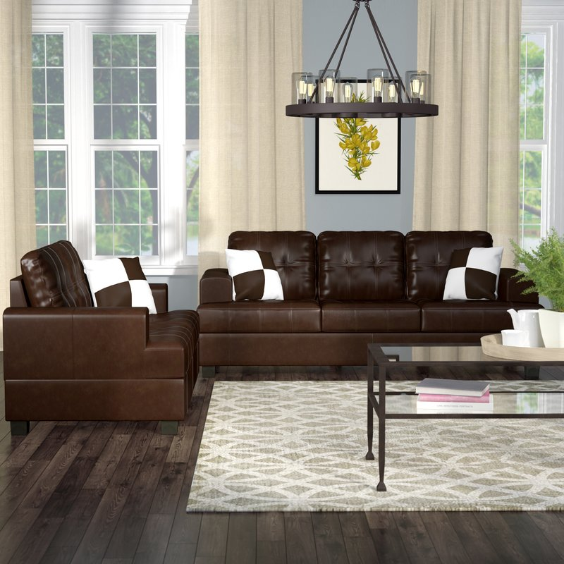 Fabulous 5 Piece Living Room Furniture Sets Trent Austin Design Wamsutter 5 Piece Living Room Set Reviews