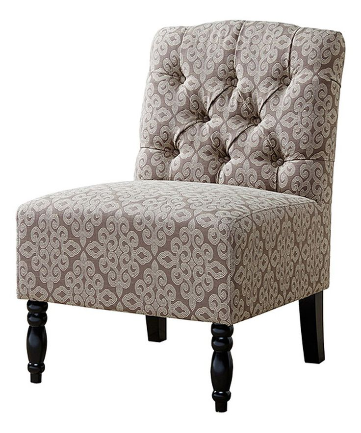 Fabulous Accent Chair With Wheels Furniture Charming Armless Chair For Home Furniture Idea