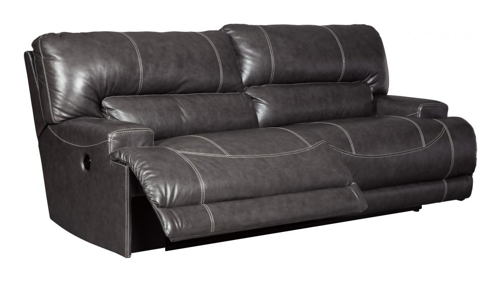 Fabulous Ashley Black Leather Reclining Sofa Sofas Wonderful Ashley Grey Sofa Ashley Signature Sectional