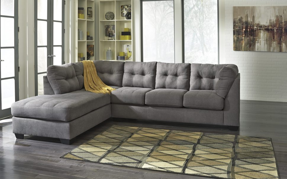 Fabulous Ashley Furniture Curved Sectional Sofas Wonderful Ashley Furniture Leather Sectional Curved