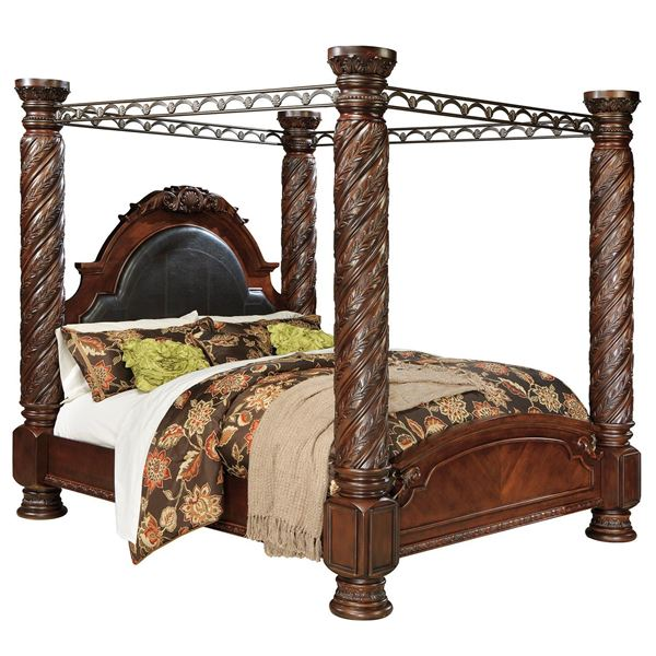 Fabulous Ashley Furniture King Size Beds North Shore King Size Bed B553 Kbed Ashley Furniture Afw