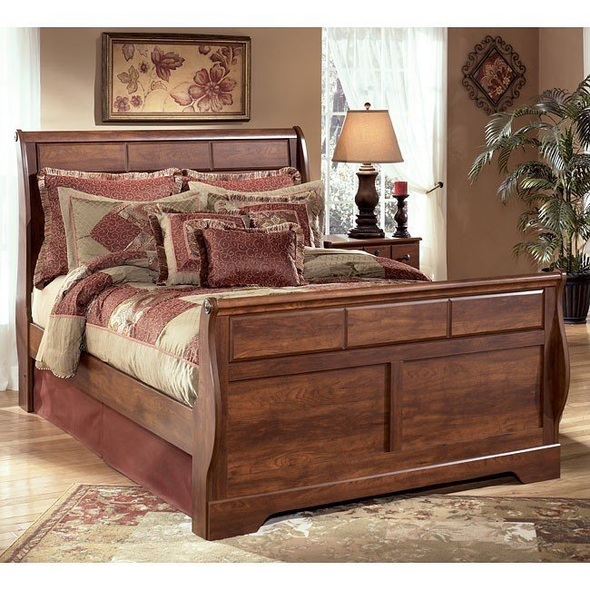 Fabulous Ashley Furniture Sleigh Bed Timberline Sleigh Bed Queen Signature Design Ashley Furniture
