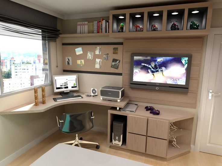 Fabulous Bedroom Computer Desk Ideas 30 Modern Computer Desk And Bookcase Designs Ideas For Your Stylish