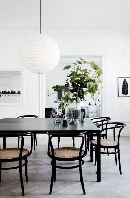 Fabulous Black Kitchen Chairs Best 25 Scandinavian Dining Chairs Ideas On Pinterest