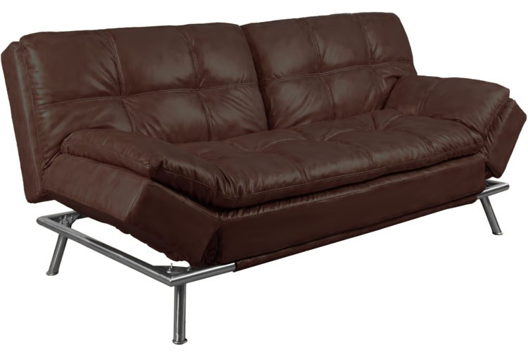 Fabulous Brown Futon Sofa Bed Best Convertible Futon Sofabed Sleeper Matrix Brown The Futon Shop