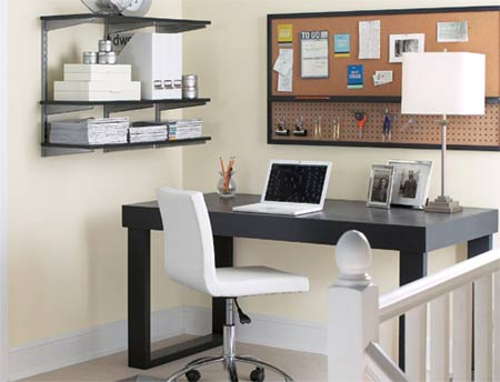 Fabulous Build Own Desk Home Dzine Home Diy Build Your Own Desk