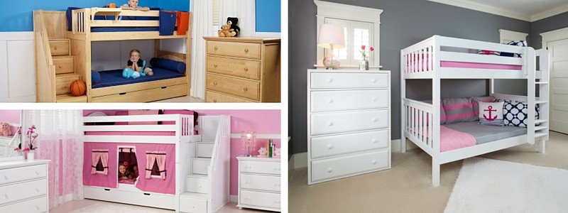 Fabulous Bunk Beds For Kids What Makes Maxtrix Kids Bunk Beds Different Maxtrix