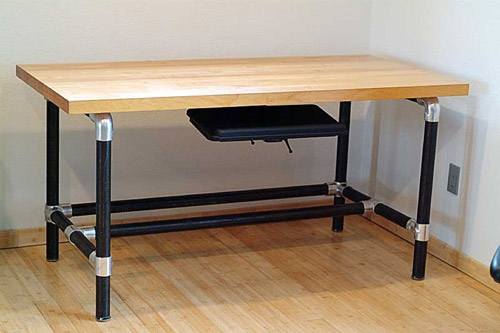 Fabulous Butcher Block Desk Wood What Is The Proper Method To Creating Butcher Block For A