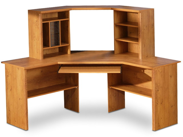 Fabulous Corner Computer Desk With Hutch Terrific Corner Computer Desk Corner Computer Desk With Hutch