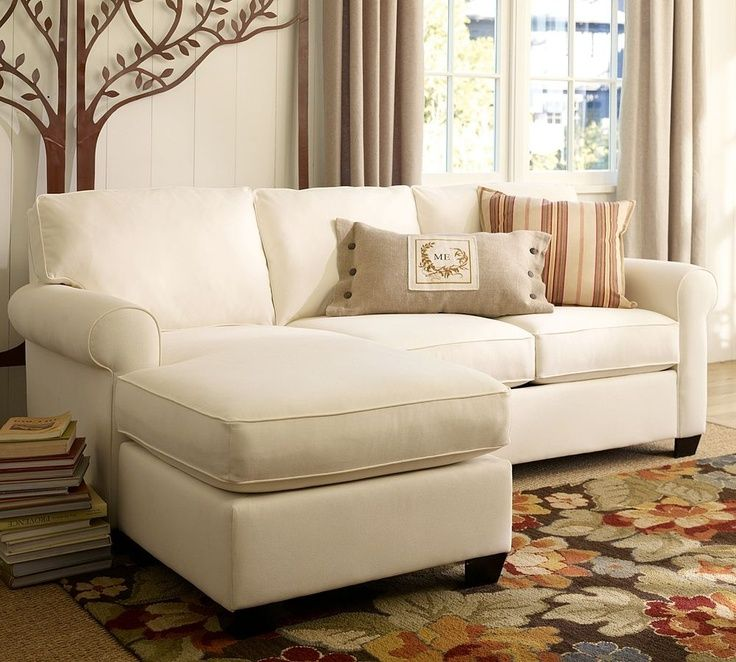 Fabulous Cream Leather Chaise Lounge Small Sectional Sofa With Chaise Lounge No Place Like Home