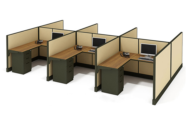Fabulous Cubicle Office Furniture Ec 04 Freedmans Office Furniture