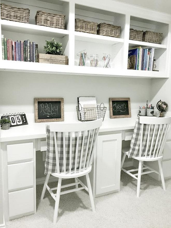 Fabulous Custom Built In Desk Ideas Best 25 Built In Desk Ideas On Pinterest Small Home Office Desk
