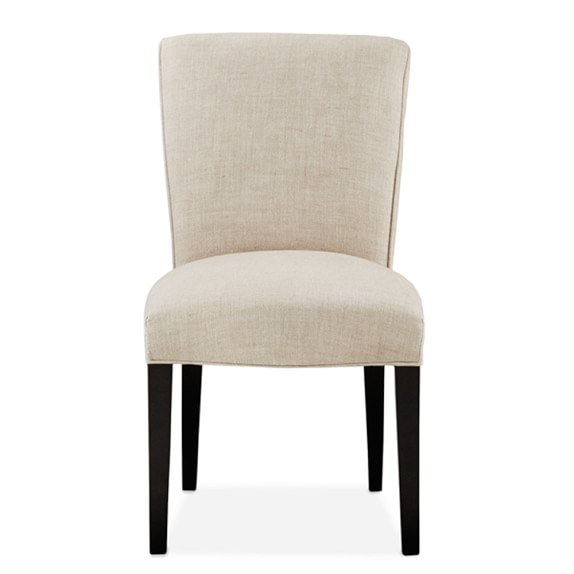 Fabulous Dining Side Chairs Fitzgerald Dining Side Chair Quick Ship Williams Sonoma