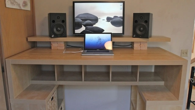 Fabulous Diy Computer Desk Plans Download Computer Desk Ideas Buybrinkhomes