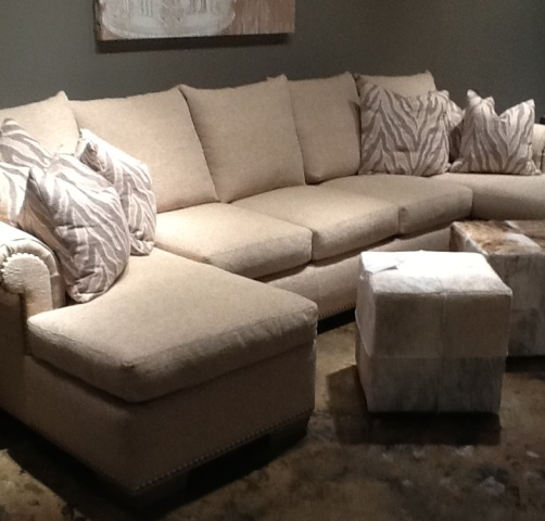 Fabulous Fabric Sectional With Chaise Fabric Sectional Sofas With Chaise Sofas
