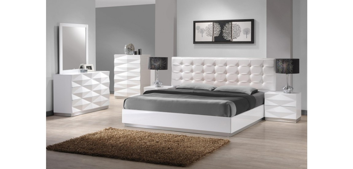 Fabulous Full Queen Bedroom Sets Verona Contemporary White Bedroom Set Full Queen King Bed