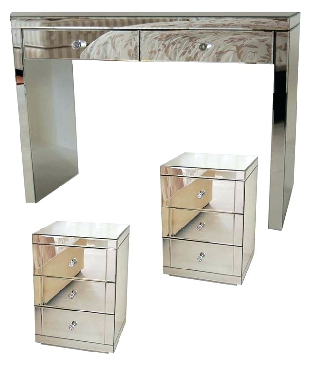 Fabulous Glass Bedside Table Ikea Side Table Mirrored Bedside Table Black Legs Mirrored Bedside