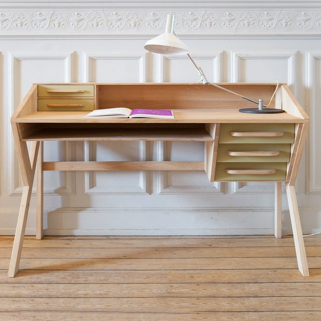 Fabulous Home Desks For Small Spaces Desk For Small Spaces With Modern And Unique Design