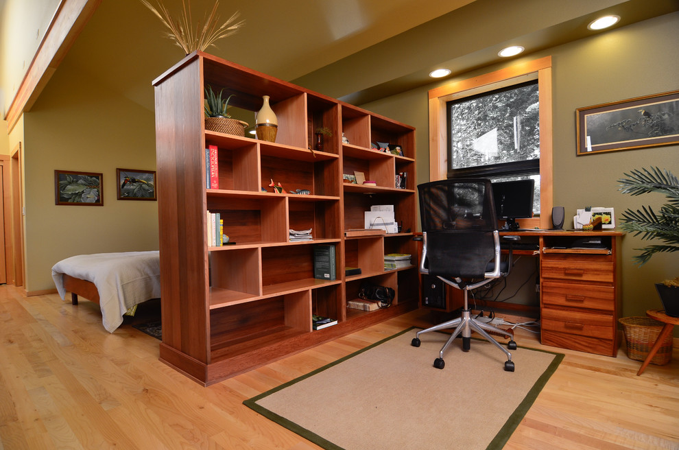 Fabulous Home Office Divider Bookcase Room Divider Home Office Contemporary With Area Rug