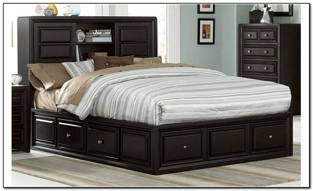 Fabulous Ikea King Size Bed With Storage King Size Storage Bed With Drawers Design Bedroom Ideas