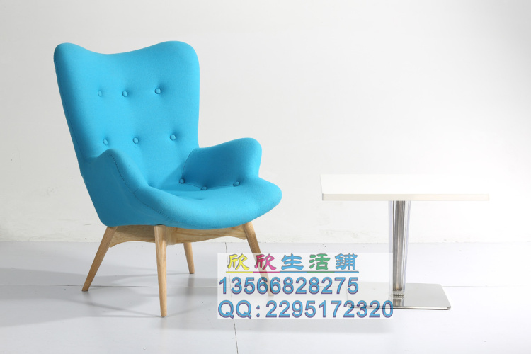 Fabulous Ikea Single Seat Sofa Scandinavian Minimalist Wood Armchair Single Room Cafe Chair Ikea
