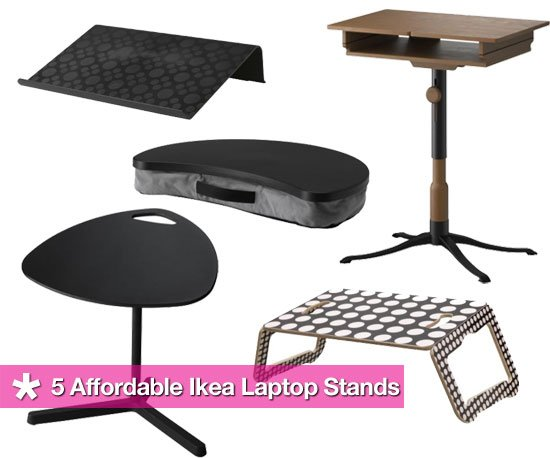 Fabulous Laptop Desk Stand Ikea Ikea Laptop Stands Popsugar Tech