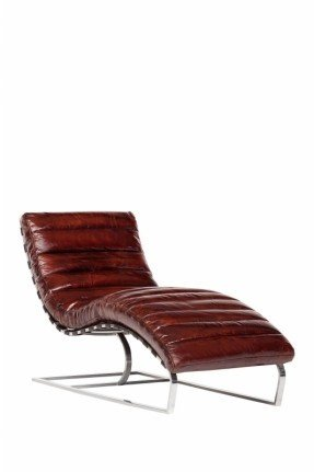 Fabulous Leather Chaise Lounge Chair Leather Chaise Lounge Chairs Foter