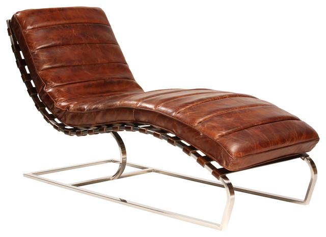 Fabulous Leather Chaise Lounge Chair West Los Angeles Leather Curved Chaise Indoor Chaise Lounge