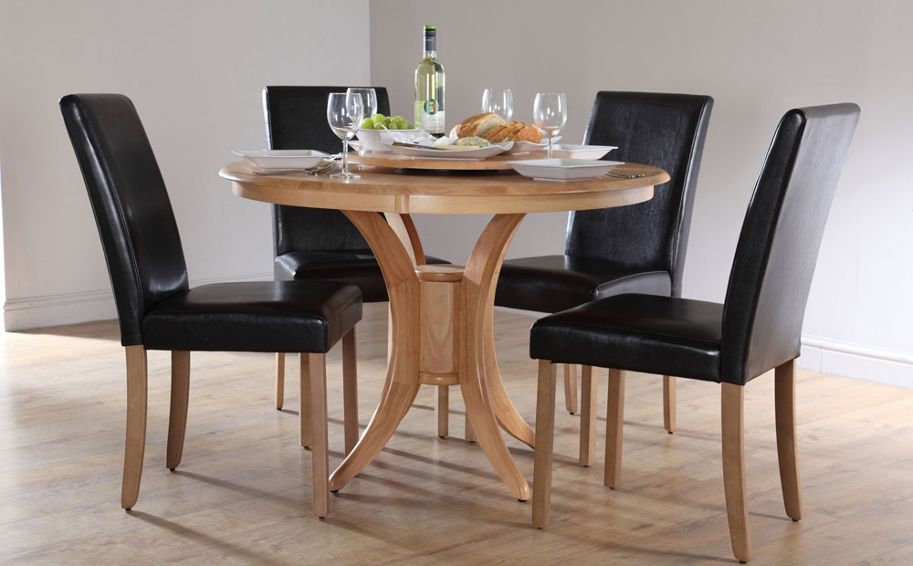 Fabulous Leather Dining Chairs Set Of 4 Small Dining Table Set For 4 Insurserviceonline