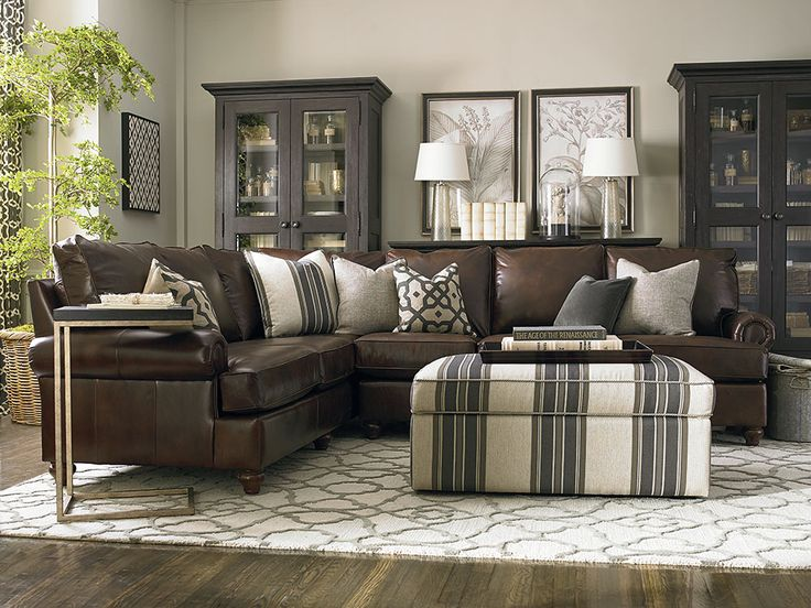 Fabulous Leather Sectional Living Room Furniture Best 25 Leather Sectionals Ideas On Pinterest Leather Sectional