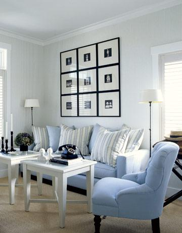 Fabulous Light Blue Living Room Chairs Blue Couch Cottage Living Room My Home Ideas