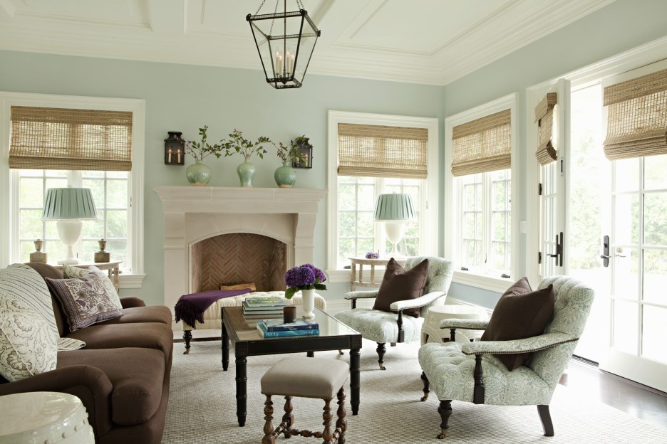 Fabulous Light Blue Living Room Chairs Living Room Amusing Image Of Beachy Living Room Design And