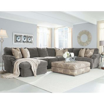 Fabulous Light Grey Sectional Couch Best 25 Grey Sectional Sofa Ideas On Pinterest Grey Couches