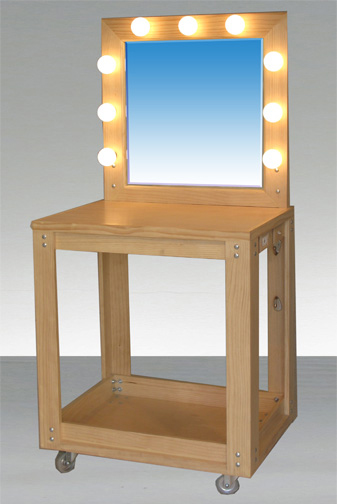 Fabulous Makeup Table And Mirror Make Up Table With Mirror Town Country Event Rentals