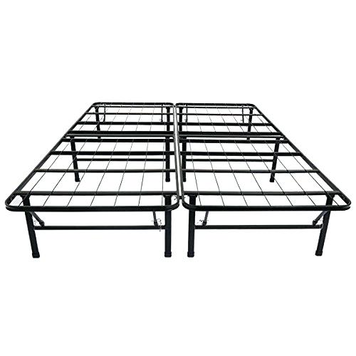 Fabulous Memory Foam Foundation King King Size Foundations Foundation Lucid Metal Bed Frame For Memory