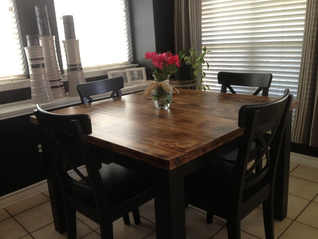 Fabulous Modern Kitchen Dining Sets Sofa Winsome Modern Rustic Kitchen Tables Dazzling 6 Photos Of