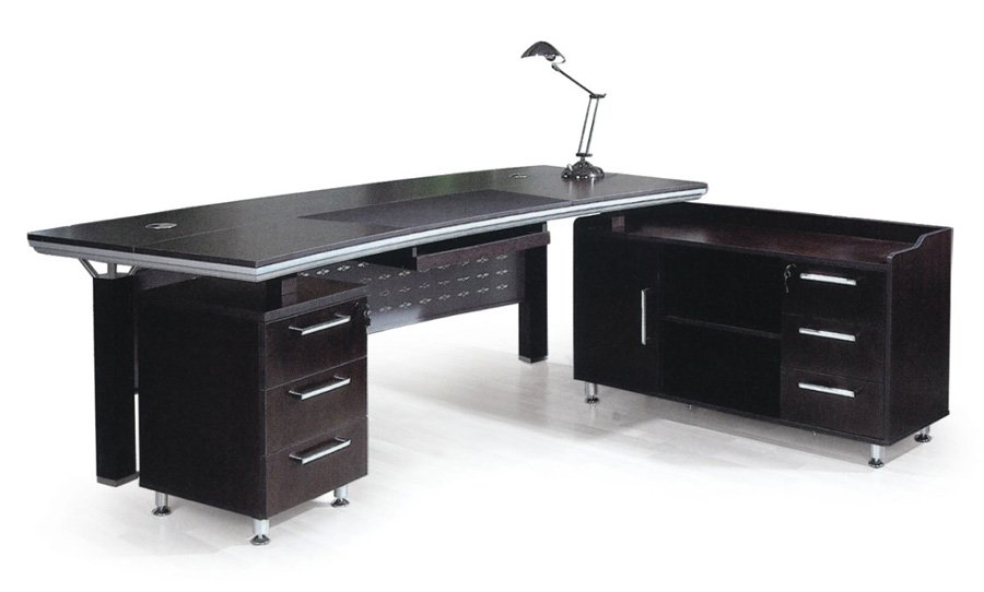 Fabulous Office Black Desk Black L Shaped Office Desk Black L Shaped Desk For Convenience