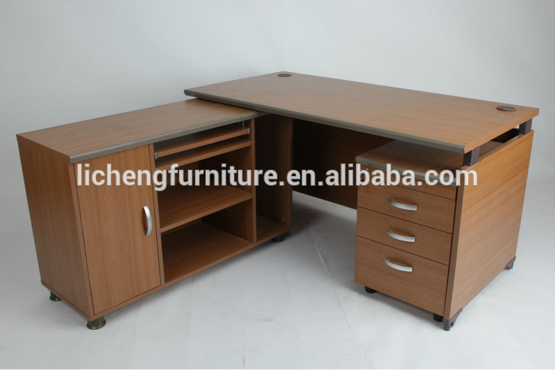 Fabulous Office Table With File Cabinet Korean Design Executive Office Table Design With File Cabinets