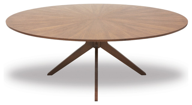 Fabulous Oval Modern Dining Table Oval Kitchen Tables Modern Home Ideas Designs