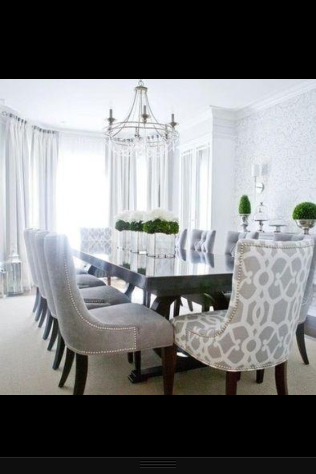 Fabulous Printed Dining Chairs 19 Best Decor Images On Pinterest Dining Rooms Island And Loveseats
